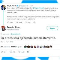 """""""Ahorita mismo Presidente"""": El Salvador lleva la transparencia gubernamental un paso más allá en Twitter"""