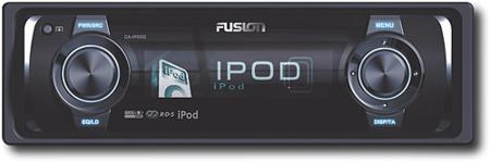 Fusion CA-IP500 permite insertar el iPod dentro de la radio