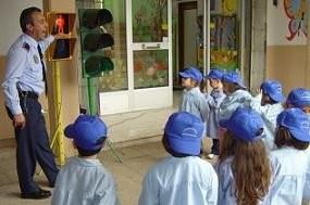 Educación vial, normas básicas para niños