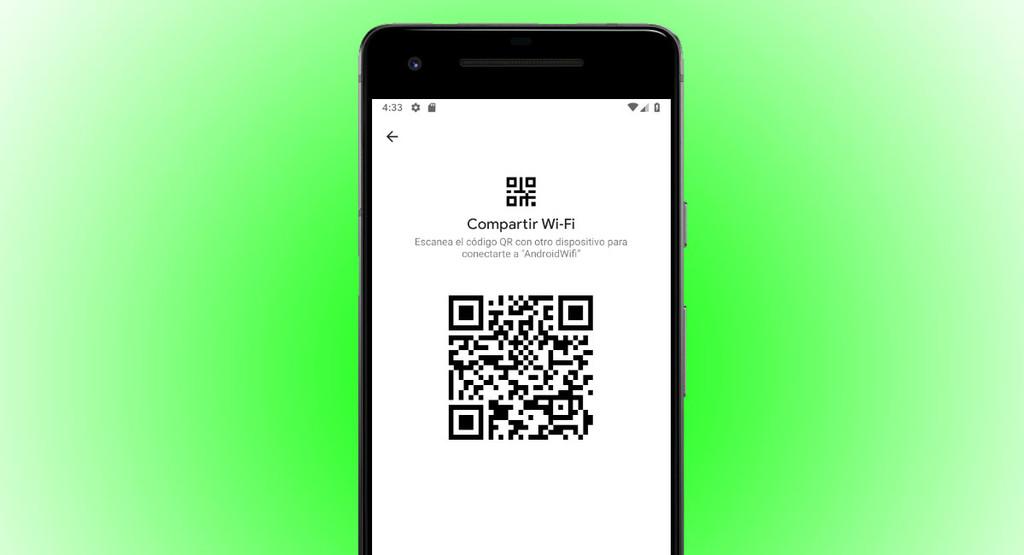 Android Q: así puedes compartir una conexión Wi-Fi mediante un código QR