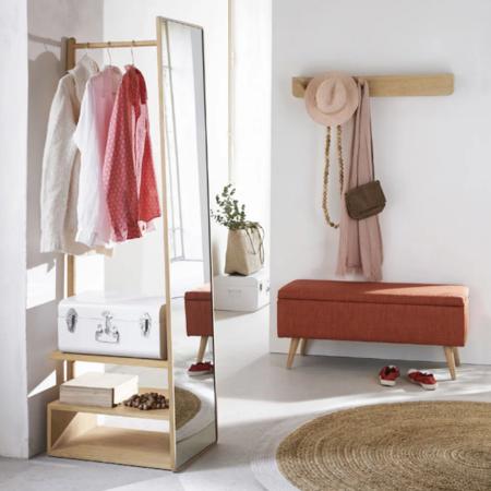 Once recibidores inspiradores, de todos los tamaños y estilos, con muebles de Maisons du Monde
