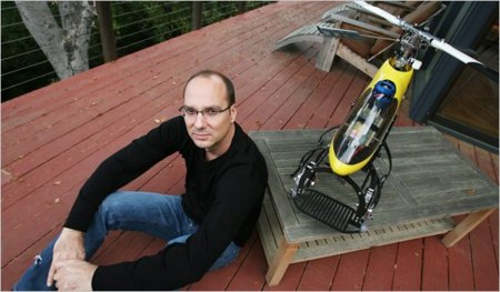 "Andy Rubin: ""el mundo no necesita Windows Phone 7"""