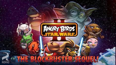 Angry Birds Star Wars II ya está disponible