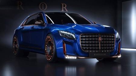 Scaldarsi Emperor I, o cómo humillar a tu Mercedes-Maybach S600 Brabus