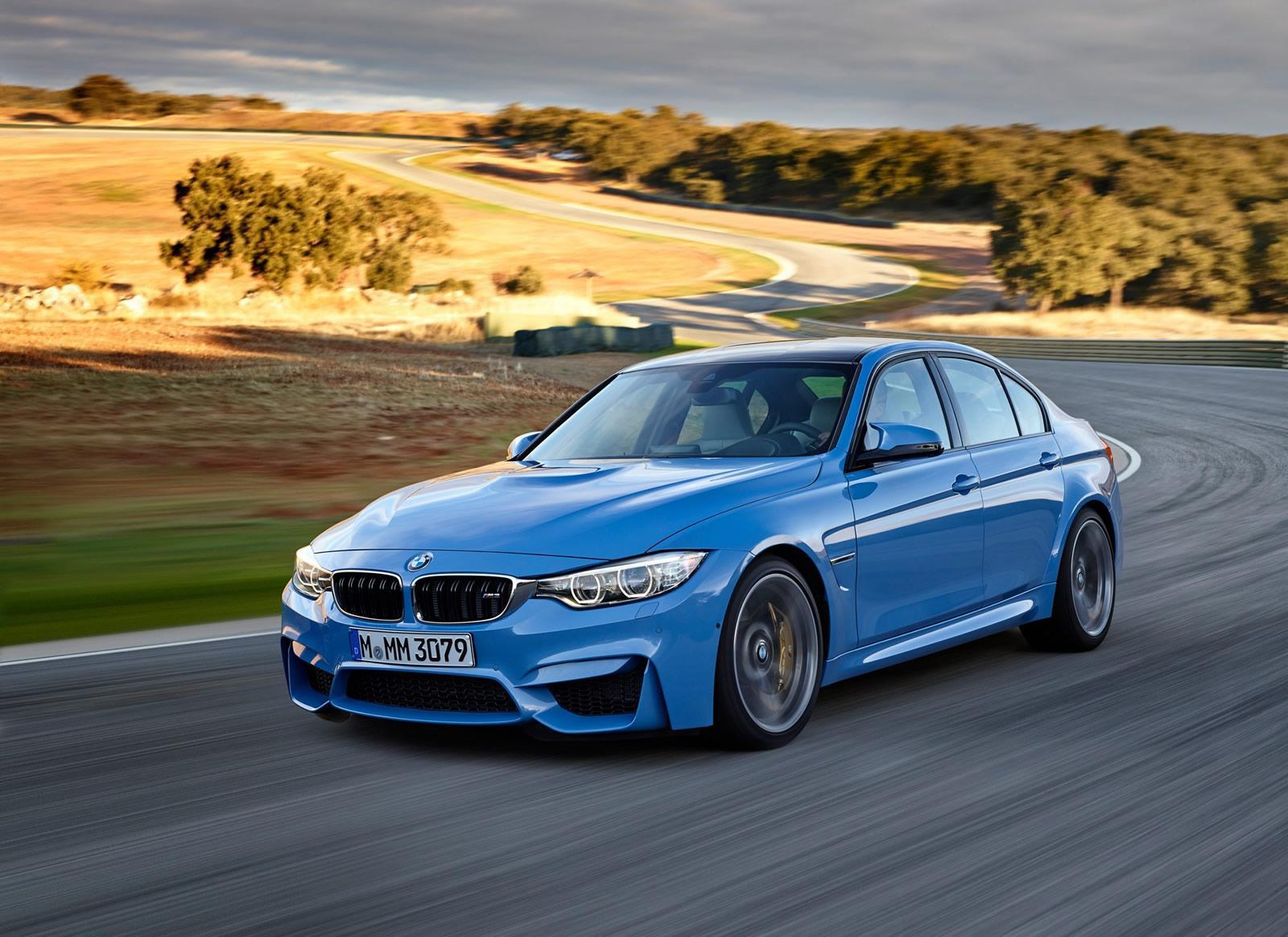 Foto de BMW M3 2014 (1/13)