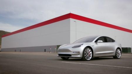 Tesla Model 3 Gigafactoria