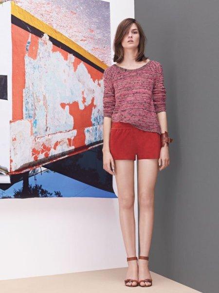 Shorts Maje verano 2012