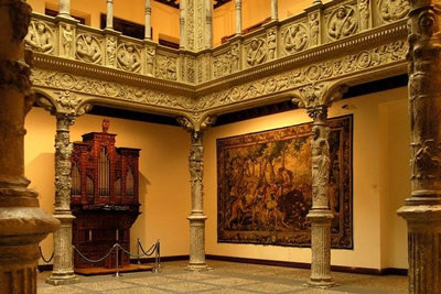 El Patio de la Infanta, un espacio a descubrir en Zaragoza