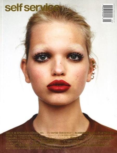 Modelos Feas Belleza Atipica Daphne Groeneveld