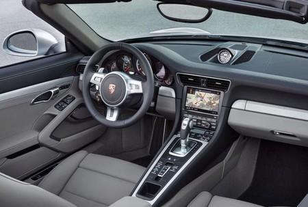 Interior Nuevo Porsche 911 Turbo Cabriolet