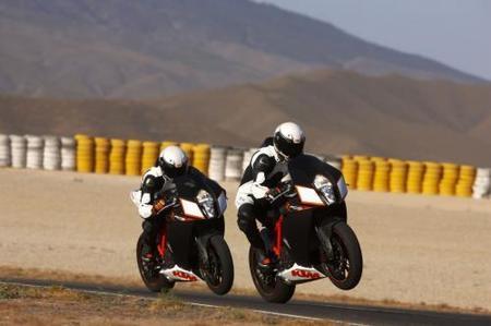 KTM Track `N` Test Days