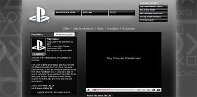 Sony estrena hoy el canal oficial de PlayStation en YouTube