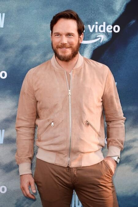 Chris Pratt Trae De Regreso La Chaqueta Bomber Al Armario Masculino Y Aqui Las Opciones Para Copiar Su Look