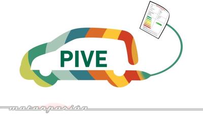 Plan PIVE 5: entra en vigor ya y con las mismas condiciones