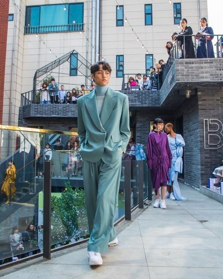 El Mejor Street Style De La Semana Seoul Fashion Week 2019 07