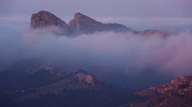 Naturaleza Dinámica I, de Marcos Molina, las costas de Mallorca al descubierto
