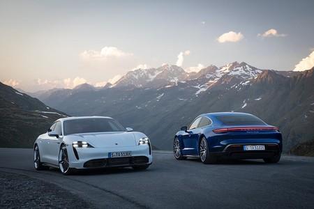 Porsche Taycan 2020 001