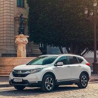 Honda adelanta los primeros detalles del CR-V Hybrid antes de su debut en París: 184 CV y 120 g/km de CO₂