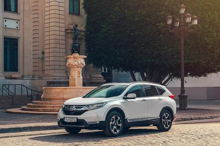 Honda CR-V Hybrid, primeros detalles