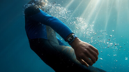 Apple Watch Series 7 nadar