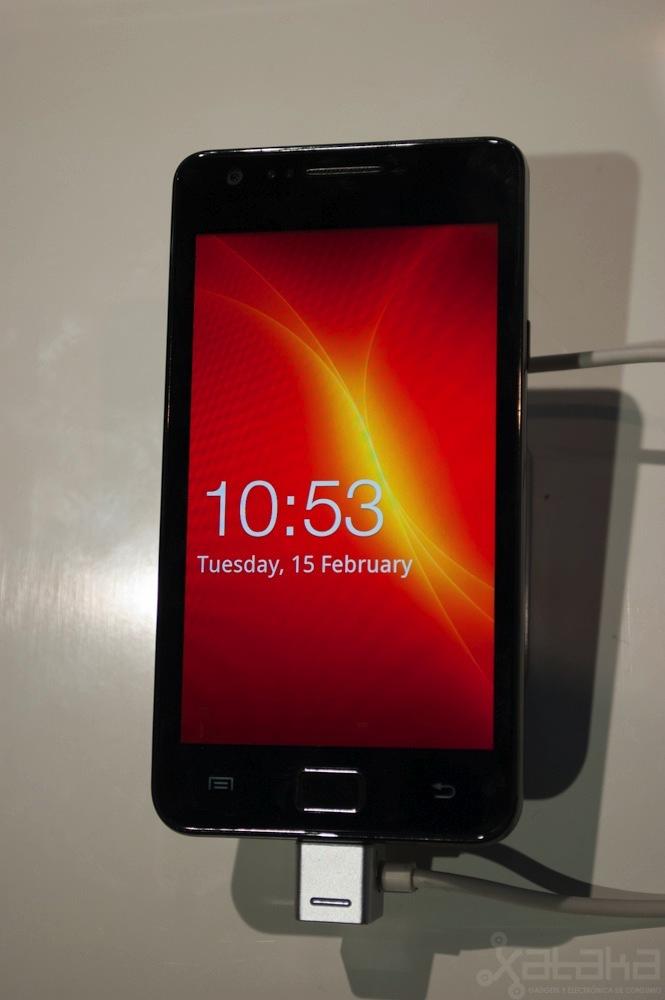 Foto de Samsung Galaxy S II en MWC 2011 (1/4)