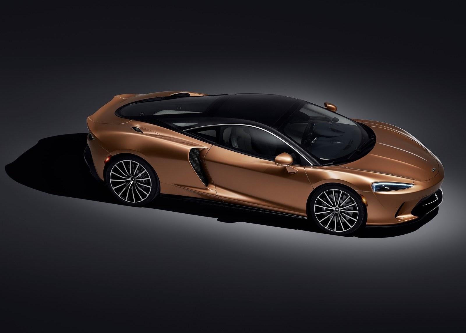 Foto de McLaren GT 2020 (4/24)