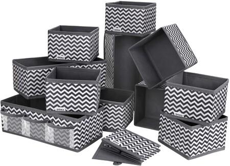 Cajas de organización