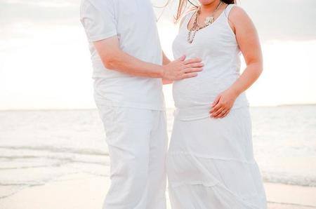 Embarazo playa