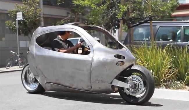 Biiista, moto eléctrica