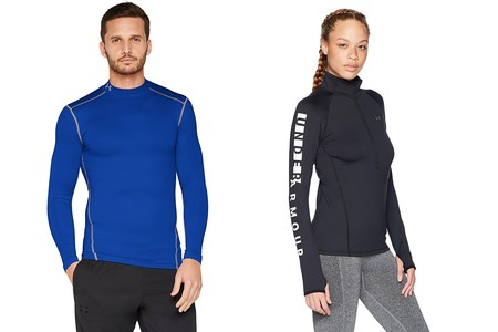 Descuentos en cientos de artículos Under Armour en la semana del Black Friday de Amazon