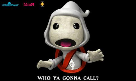 Los Cazafantasmas llegan a 'LittleBigPlanet'. Imágenes de los nuevos trajes