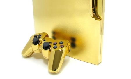 Es Navidad, la PlayStation 3 más cara del mundo puede ser vuestra