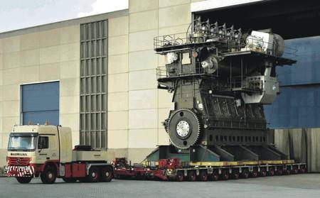 Motor Mas Grande Del Mundo