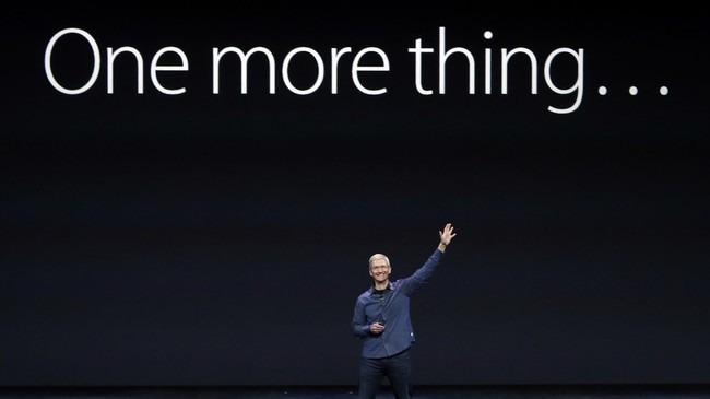 One more thing... conciertos en las <strong>Apple℗</strong> Store, <strong>Windows℗</strong> Defender en Mac, usuarios enfurecidos y más&#187;>     </p> <div class=