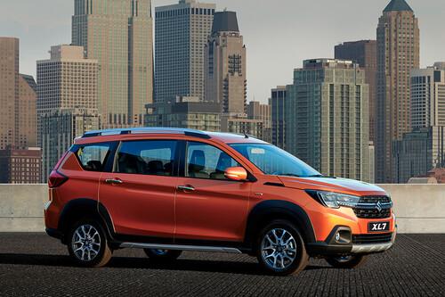 Suzuki Ertiga XL7: Precios, versiones y equipamiento México