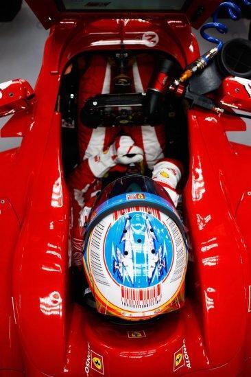 Fernando Alonso ya conoce el monoplaza de 2011