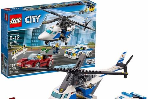 Mejores ofertas hoy en AliExpress: Xiaomi cepillo facial, set Lego City de policía y Roborock S50 Vacuum 2 más baratos