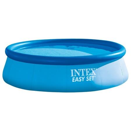 Prepárate para un verano caluroso con la piscina Intex Easy  366 x 76 cm con depuradora por sólo 65,34€ en Amazon