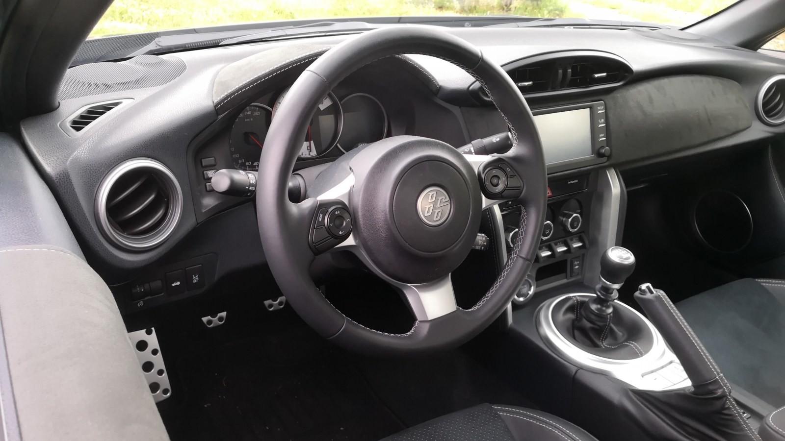 Foto de Toyota GT86 - Fotos interiores (10/28)