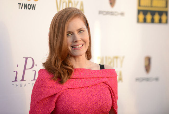 Amy Adams Critics Choice Awards 2014