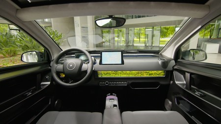 Sono Motors Sion Interior