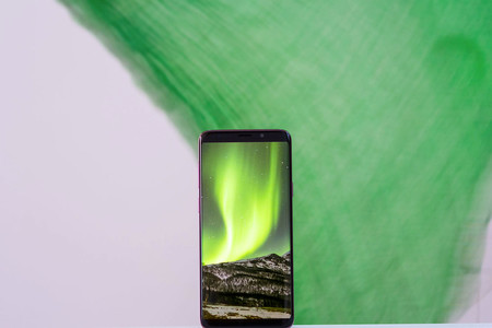 Samsung Galaxy S9plus Pantalla