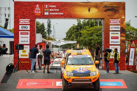 Jesus Calleja Dakar 2018 2