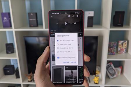 Cómo descargar vídeos de YouTube en un móvil Android o iPhone
