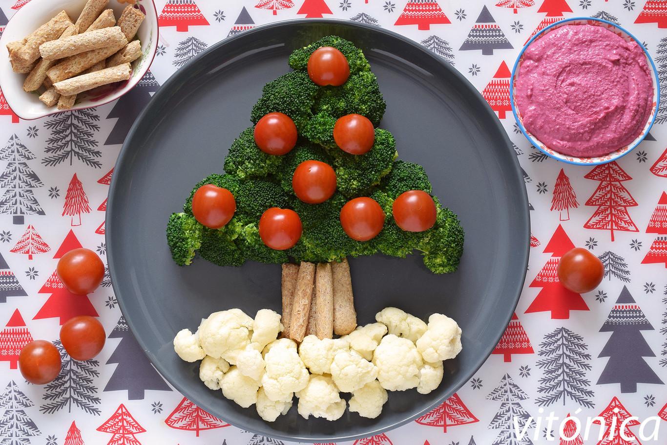 recetas veganas para la cena de navidad