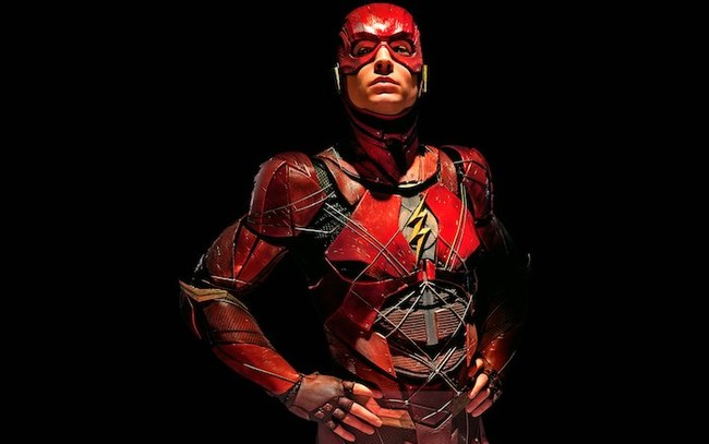 The Flash Justice League Hd 5k Wide