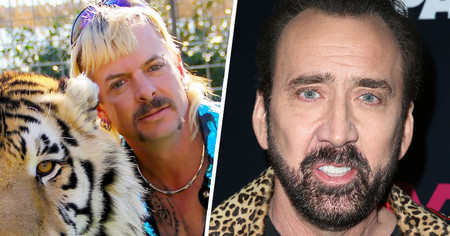 ¡Nicolas Cage será 'Tiger King'! En marcha una serie basada en la increíble historia de Joe Exotic
