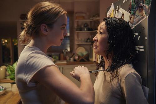 'Killing Eve' es puro disfrute: un sensacional thriller cargado de humor negro