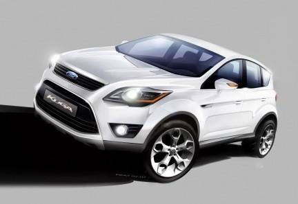 El Ford Kuga puede ser el primer Ford con motor híbrido en Europa