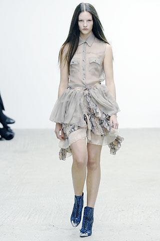 Foto de Christopher Kane en la Semana de la Moda de Londres Primavera/Verano 2008 (3/12)